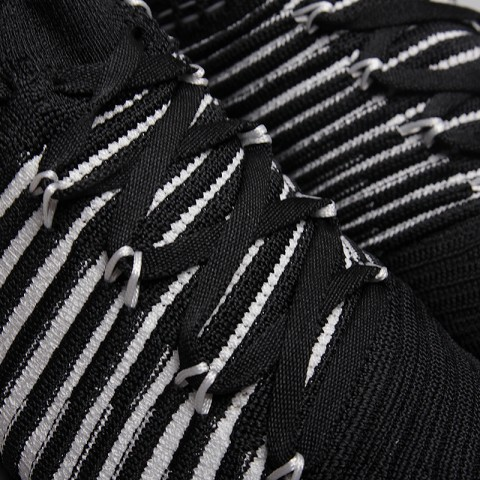 женские черные   кроссовки nike wmns free transform flyknit 833410-010 - цена, описание, фото 3