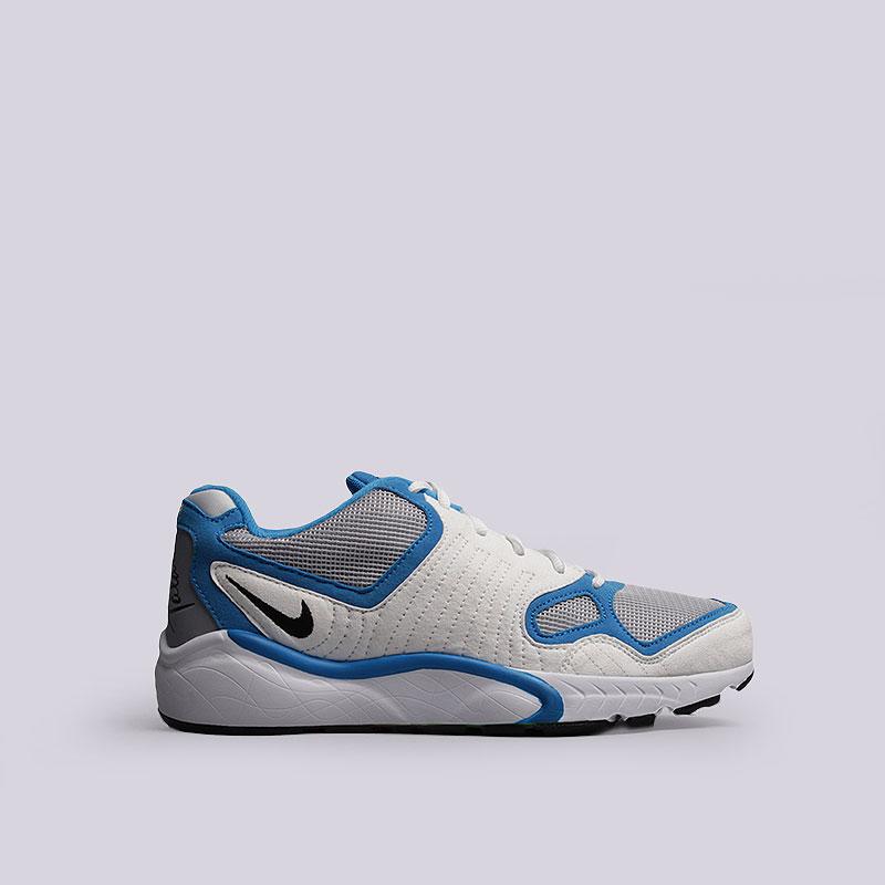 Кроссовки  Nike Sportswear Air Zoom Talaria 16Кроссовки lifestyle<br>Текстиль, резина<br><br>Цвет: Белый, серый, голубой<br>Размеры US: 8;8.5;9;9.5;10.5;11;11.5;12<br>Пол: Мужской