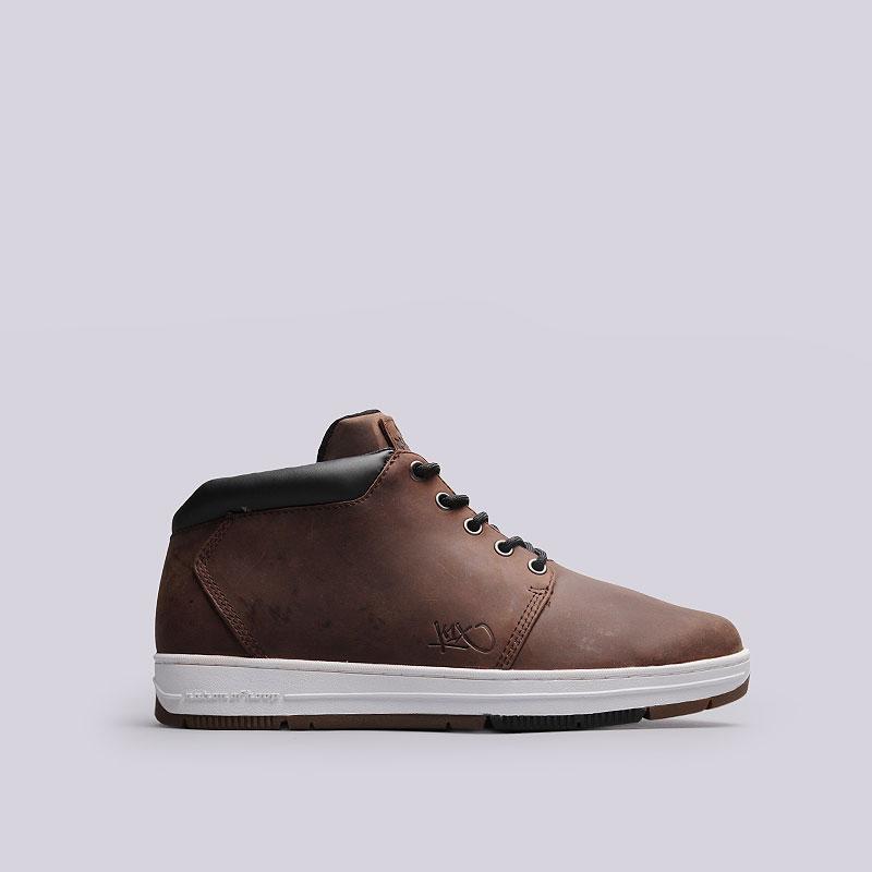 Ботинки K1X MTP SportБотинки<br>Кожа, текстиль, резина<br><br>Цвет: Коричневый<br>Размеры US: 10.5;12<br>Пол: Мужской