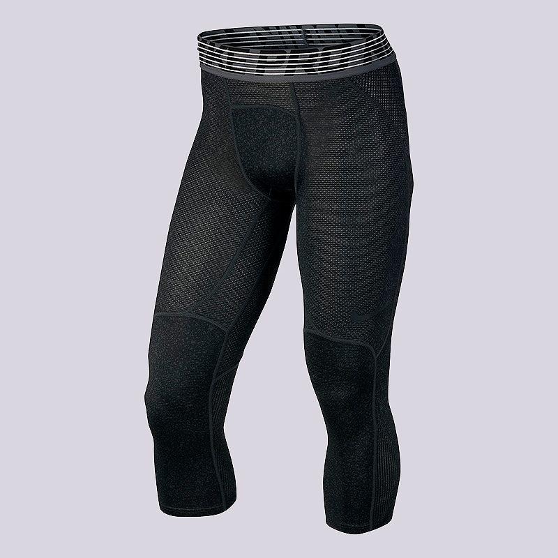 Брюки Nike Hypercool TightКомпрессионное белье<br>полиэстер,эластан<br><br>Цвет: Черный<br>Размеры US: S;M;L;XL;2XL<br>Пол: Мужской