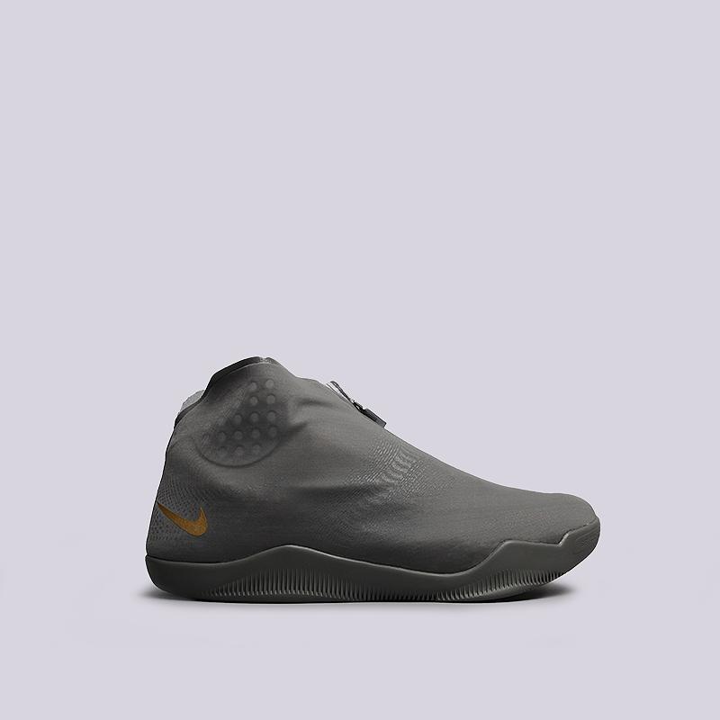 Кроссовки Nike Kobe XI ALTКроссовки баскетбольные<br>текстиль, резина<br><br>Цвет: Серый<br>Размеры US: 7;8;8.5;9;9.5;10;10.5;11;11.5;12;12.5;13;14<br>Пол: Мужской