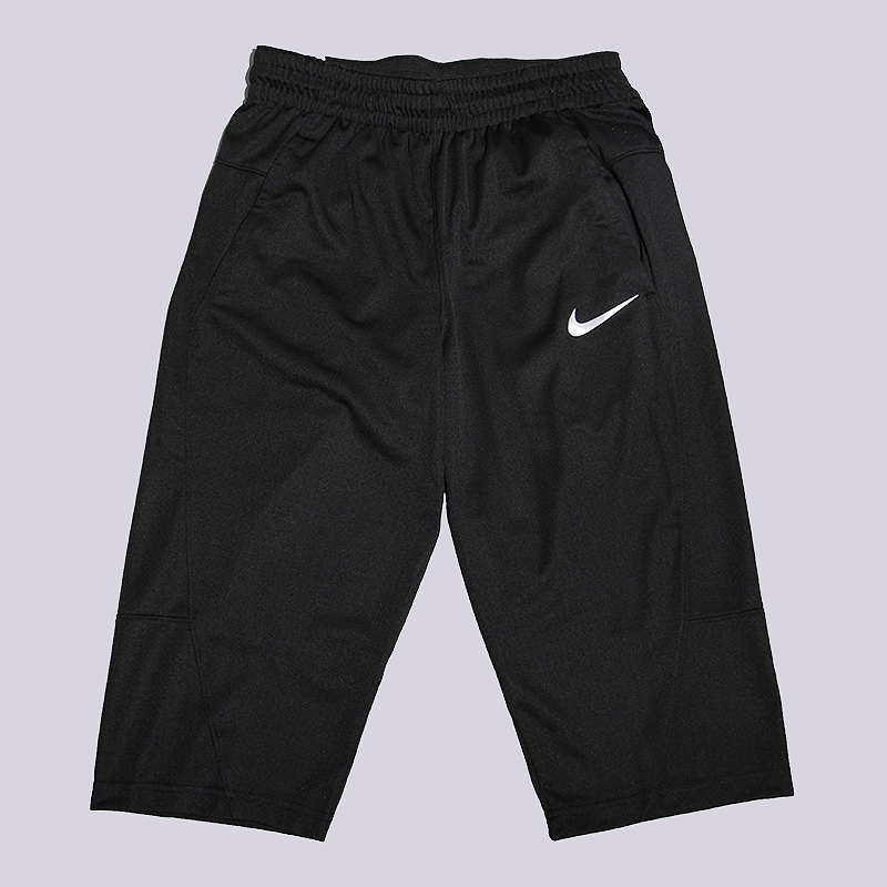 Шорты  Nike Short Hamgtime MeshШорты<br>100% полиэстер<br><br>Цвет: Черный<br>Размеры US: 2XL<br>Пол: Мужской