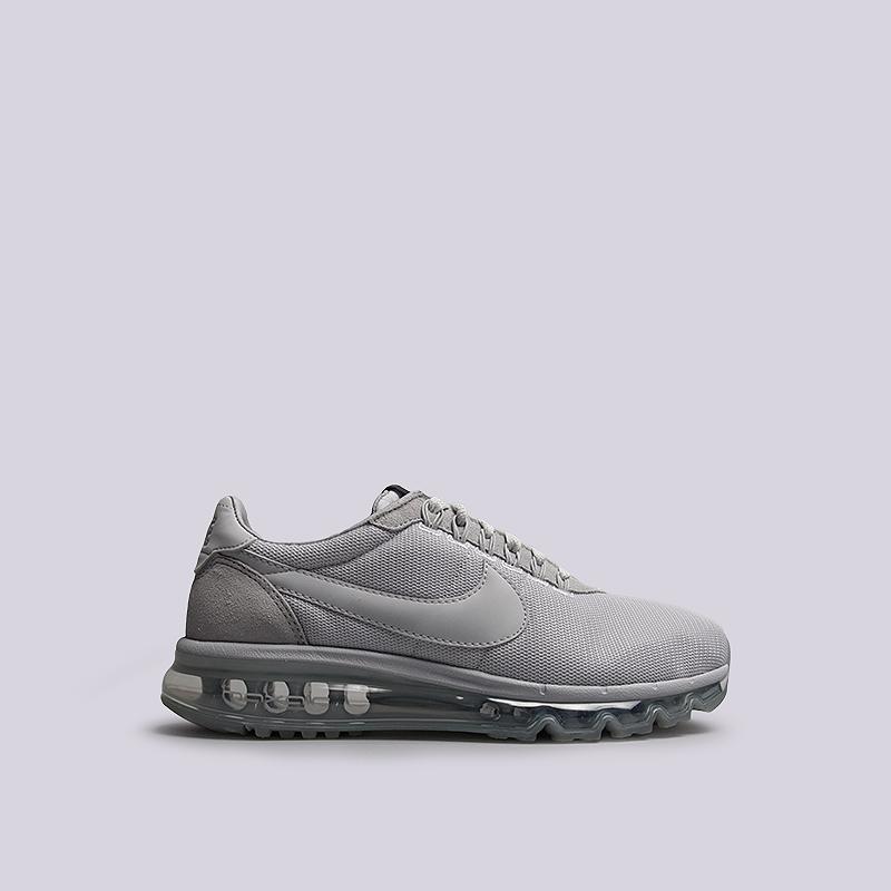 Кроссовки Nike Sportswear Air Max LD-ZeroКроссовки lifestyle<br>текстиль, резина<br><br>Цвет: Серый<br>Размеры US: 8.5;11.5<br>Пол: Мужской