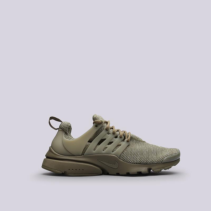 Кроссовки Nike Sportswear Air Presto Ultra BRКроссовки lifestyle<br>текстиль, пластик, резина<br><br>Цвет: Зеленый<br>Размеры US: 8<br>Пол: Мужской