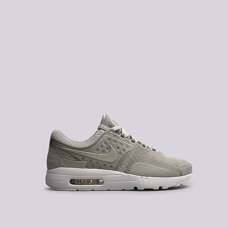 Кроссовки Nike Sportswear Air Max Zero BRКроссовки lifestyle<br>текстиль, пластик, резина<br><br>Цвет: Бежевый<br>Размеры US: 8;8.5;9;9.5;10;10.5;11;11.5;12<br>Пол: Мужской