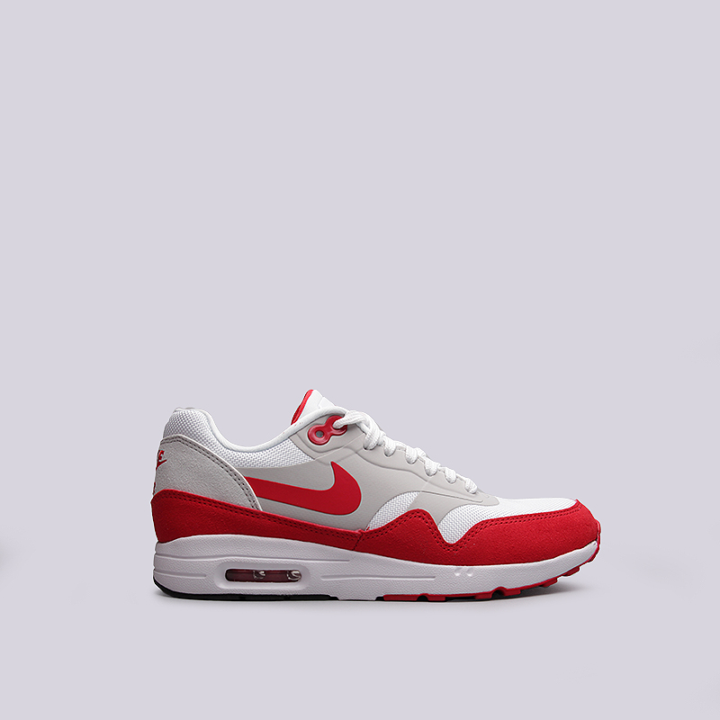 Кроссовки Nike Sportswear WMNS Air Max 1 Ultra 2.0 LEКроссовки lifestyle<br>текстиль, пластик, резина<br><br>Цвет: Красный<br>Размеры US: 7;7.5<br>Пол: Женский