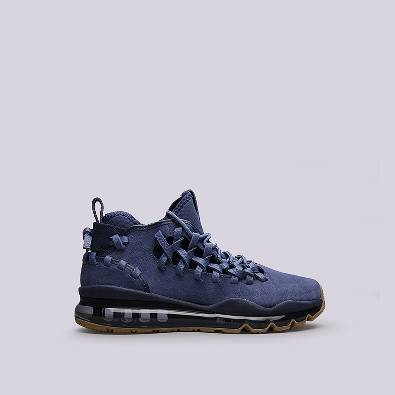 Кроссовки Nike Sportswear Air Max TR17Кроссовки lifestyle<br>кожа, текстиль, резина<br><br>Цвет: Синий<br>Размеры US: 8;9;9.5;10.5;11<br>Пол: Мужской