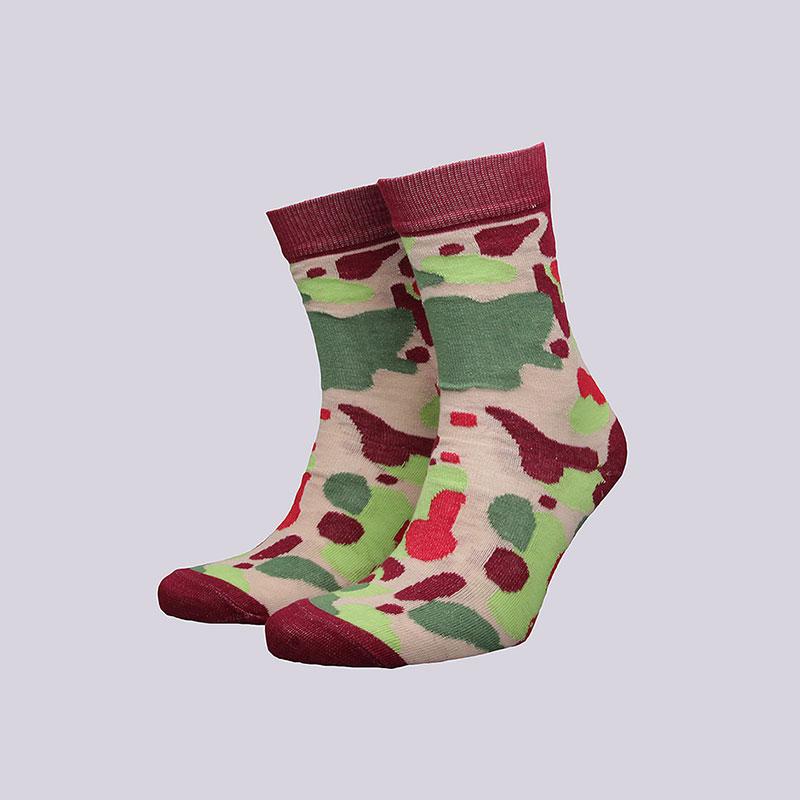 Носки Socksbox CamoНоски<br>Хлопок<br><br>Цвет: Камуфляж<br>Размеры : 36-39<br>Пол: Мужской