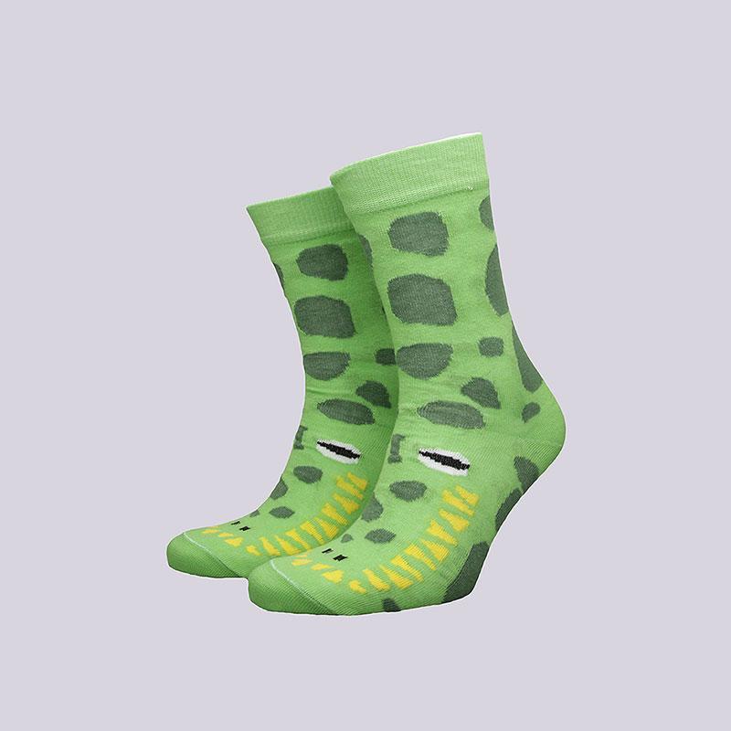 Купить Носки Socksbox Crocodile