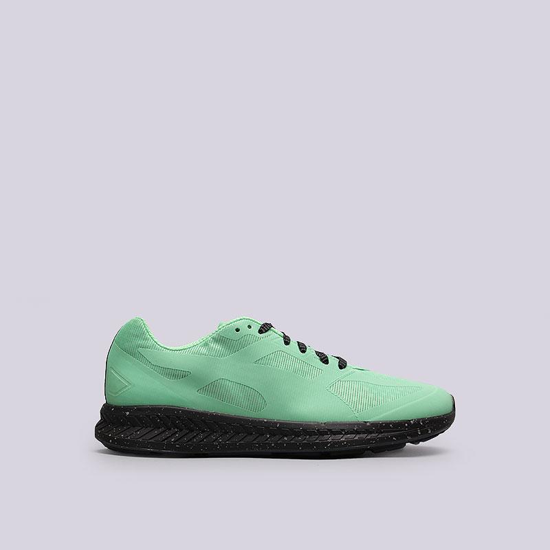 Кроссовки Puma Ignite x ICNY Ice CreamКроссовки lifestyle<br>Синтетика, текстиль, резина<br><br>Цвет: Зелёный<br>Размеры UK: 9.5;10;10.5;11<br>Пол: Мужской