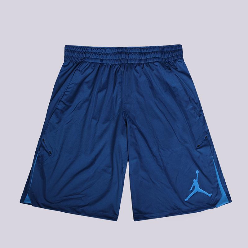 Шорты Jordan Alpha KnitШорты<br>100% полиэстер<br><br>Цвет: Синий<br>Размеры US: S;M;L;XL<br>Пол: Мужской