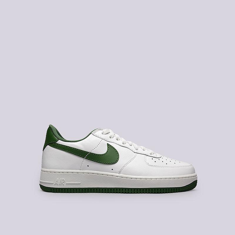 Кроссовки Nike Sportswear Air Force 1 Low RetroКроссовки lifestyle<br>Кожа, текстиль, резина<br><br>Цвет: Белый<br>Размеры US: 8;11.5<br>Пол: Мужской