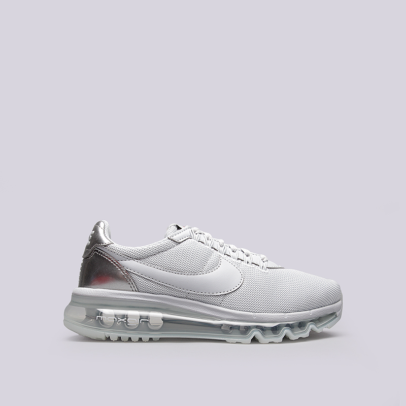 Кроссовки Nike Sportswear WMNS Air Max LD-Zero SEКроссовки lifestyle<br>Текстиль, резина<br><br>Цвет: Серый<br>Размеры US: 9<br>Пол: Женский