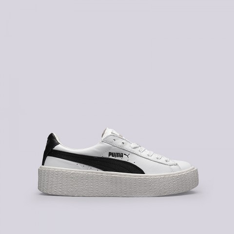 Кроссовки Puma Creeper White & Black