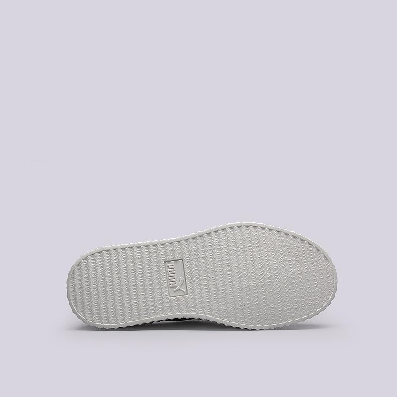 sale retailer 1c861 6c9c8 Женские кроссовки Creeper White & Black от Puma (36446201) оригинал -  купить по цене 6990 руб. в интернет-магазине Streetball