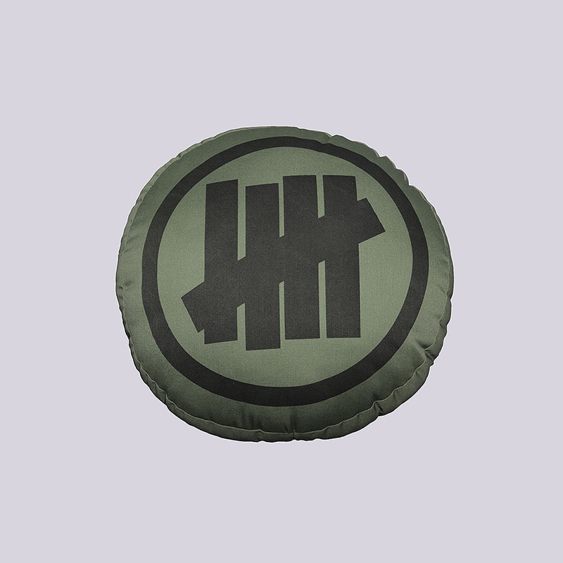 Подушка Undftd 5 Strike Round Pillow