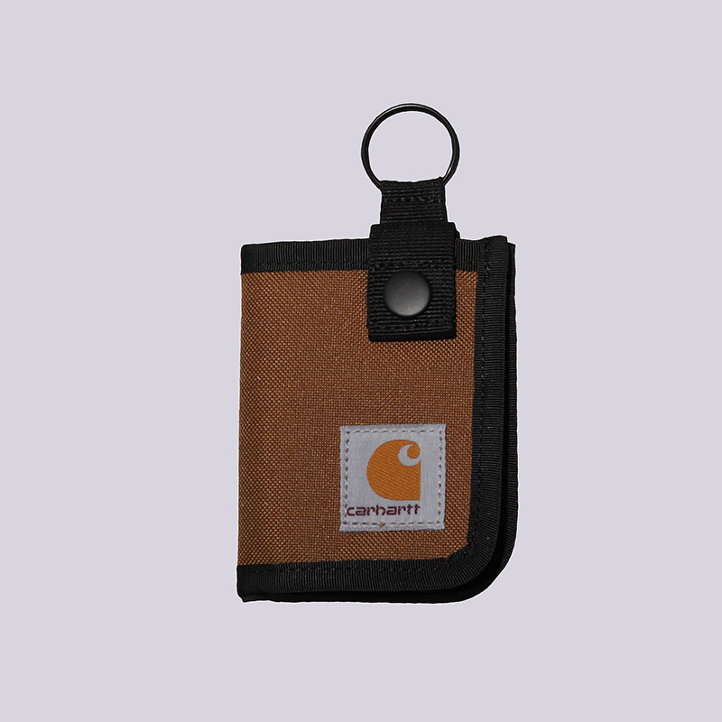 Бумажник Carhartt WIP Foster WalletДругое<br>Полиэстер<br><br>Цвет: Хаки<br>Размеры : OS