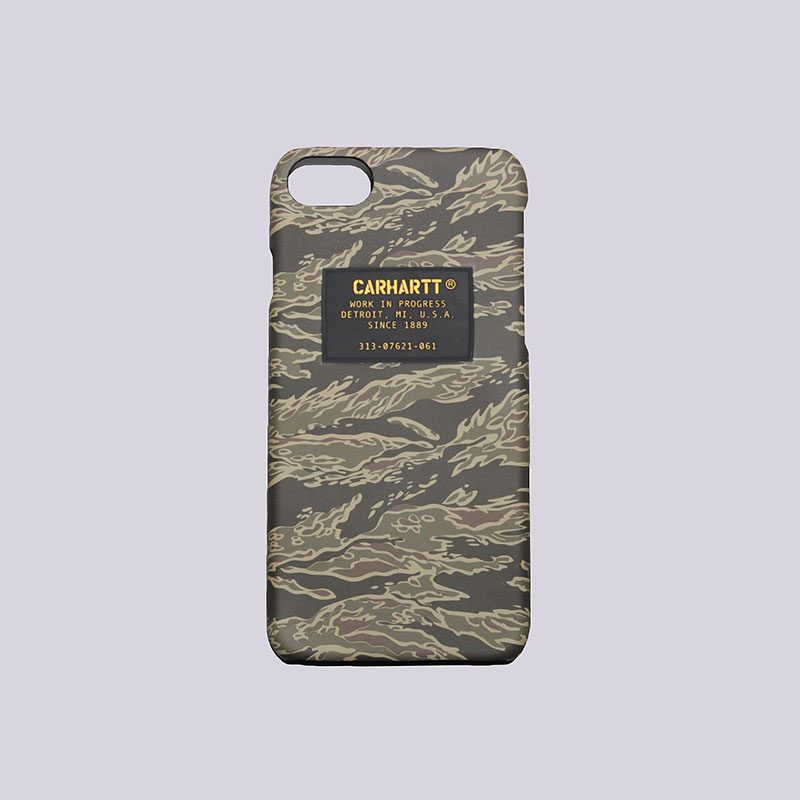 Чехол Carhartt WIP Millitary iPhone Case