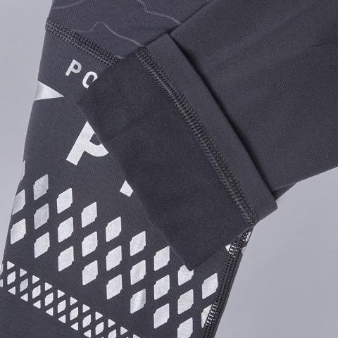 женские серые  леггинсы reebok speedwick thermal legging S93702 - цена, описание, фото 3