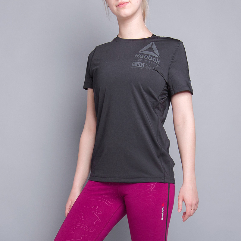 Футболка Reebok Activ Chill Graphic Tee