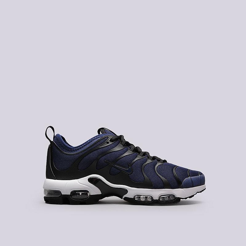 Кроссовки  Nike Sportswear WMNS Air Max Plus TN UltraКроссовки lifestyle<br>Текстиль, пластик, резина<br><br>Цвет: Синий<br>Размеры US: 6.5<br>Пол: Женский