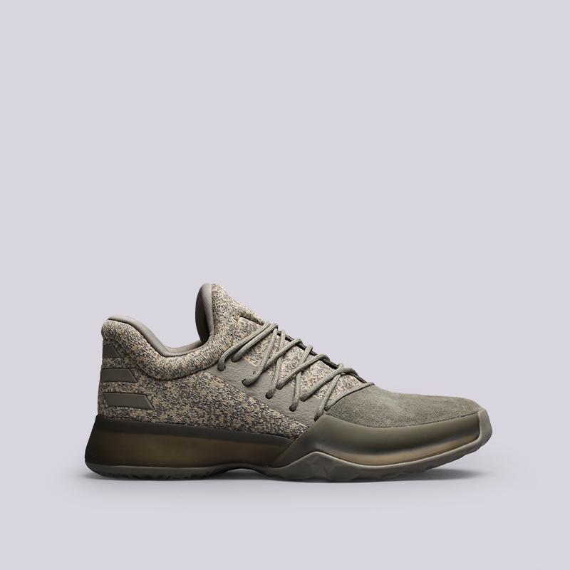 Кроссовки adidas Harden Vol.1Кроссовки баскетбольные<br>Кожа, текстиль, резина<br><br>Цвет: Зеленый<br>Размеры UK: 7;7.5;8;8.5;9.5;11.5;13<br>Пол: Мужской