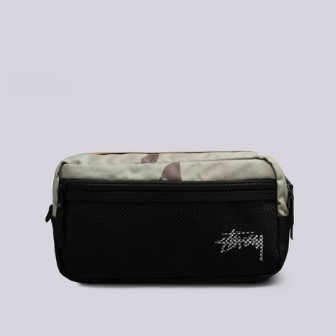 Сумка на пояс Stussy Stock Desert Camo Side Bag
