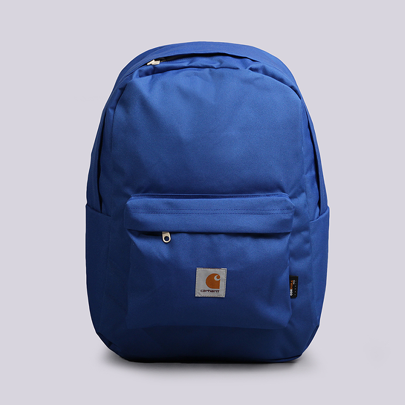 Рюкзак Carhartt WIP Watch BackpackСумки, рюкзаки<br>100% полиэстер<br><br>Цвет: Синий<br>Размеры : OS