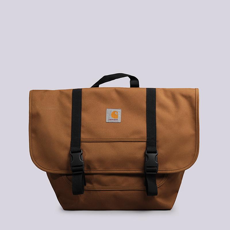 Сумка Carhartt WIP Parcel BagСумки, рюкзаки<br>100% полиэстер<br><br>Цвет: Коричневый<br>Размеры : OS