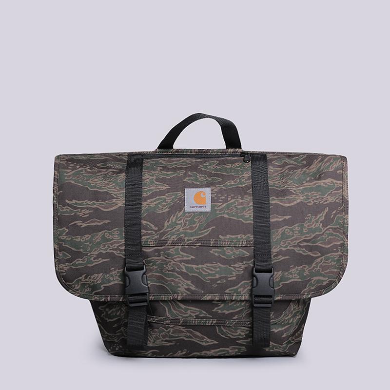 Сумка Carhartt WIP Parcel BagСумки, рюкзаки<br>100% полиэстер<br><br>Цвет: Камуфляж<br>Размеры : OS