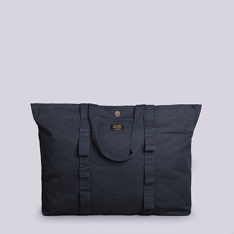 Сумка Carhartt WIP Camp ShopperСумки, рюкзаки<br>100% хлопок<br><br>Цвет: Синий<br>Размеры : OS