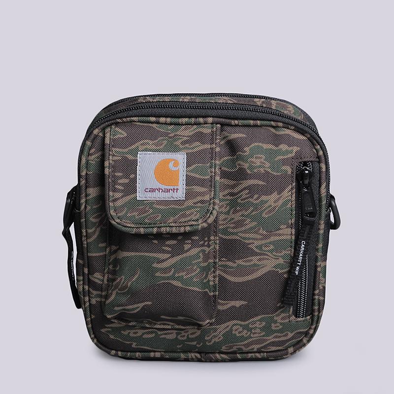 Сумка Carhartt WIP Essentiale Bag SmallСумки, рюкзаки<br>100% полиэстер<br><br>Цвет: Камуфляж<br>Размеры : OS