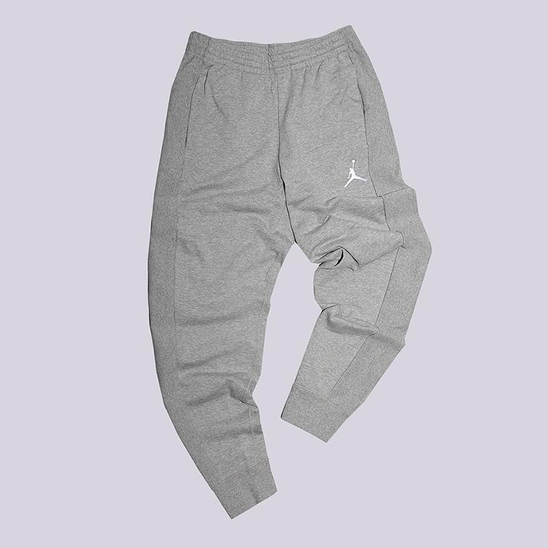 Брюки Jordan Flight LiteБрюки и джинсы<br>82% хлопок, 18% полиэстер<br><br>Цвет: Серый<br>Размеры US: XS;M<br>Пол: Мужской