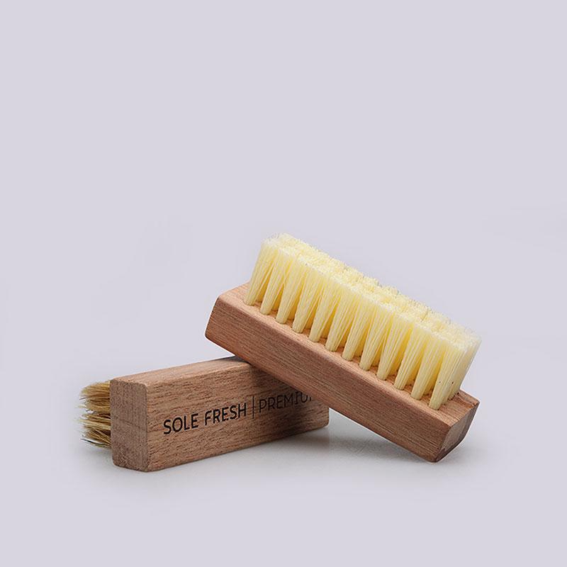Щётки Sole Fresh Sole/Premium BrushesЧистящие средства<br><br><br>Цвет: None<br>Размеры : OS