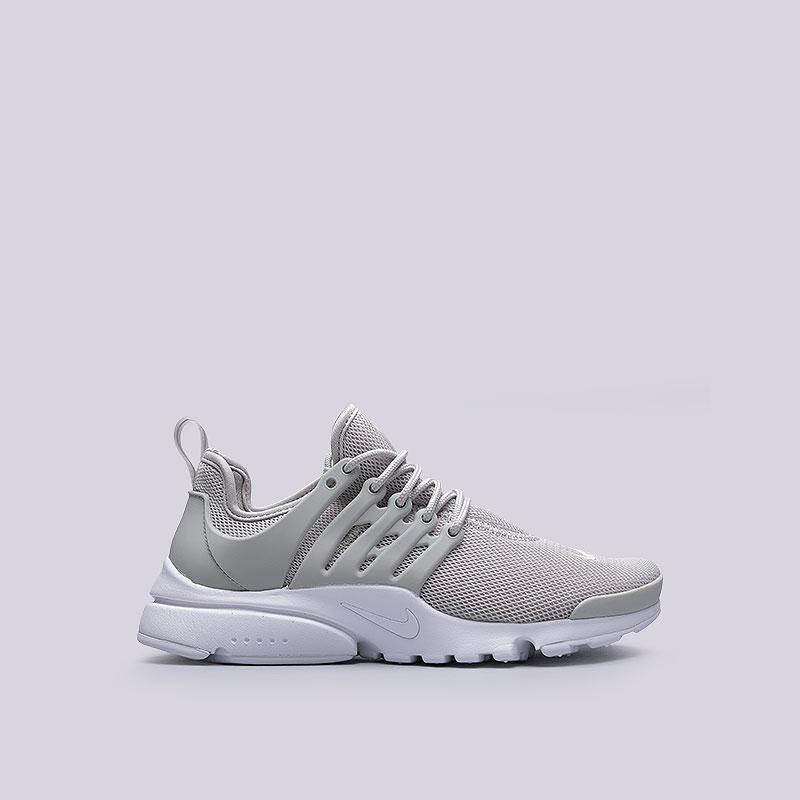 Кроссовки  Nike Sportswear WMNS Air Presto Ultra BRКроссовки lifestyle<br>Текстиль, пластик, резина<br><br>Цвет: Серый<br>Размеры US: 6<br>Пол: Женский