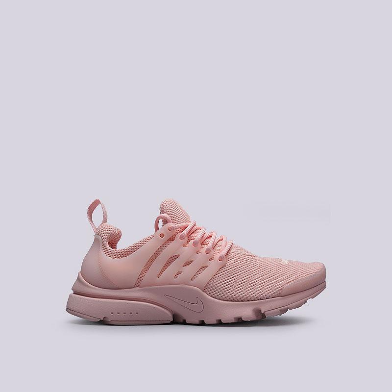 найк кроссовки розовые фото