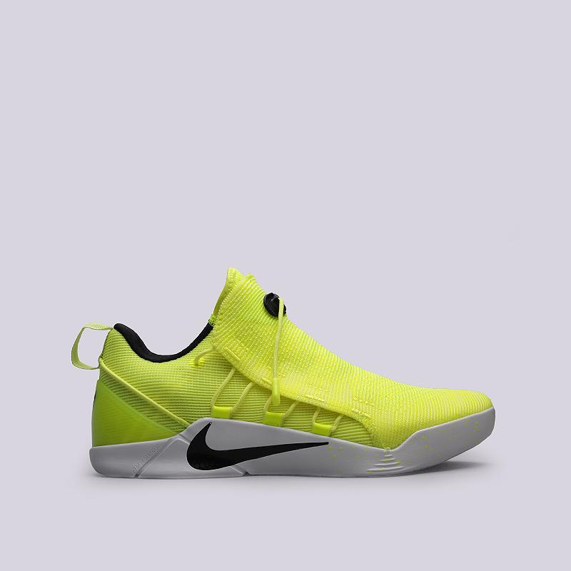 Кроссовки Nike Kobe A.D. NXT HMDКроссовки баскетбольные<br>Текстиль, резина, пластик<br><br>Цвет: Желтый<br>Размеры US: 8;9;9.5;11;12<br>Пол: Мужской