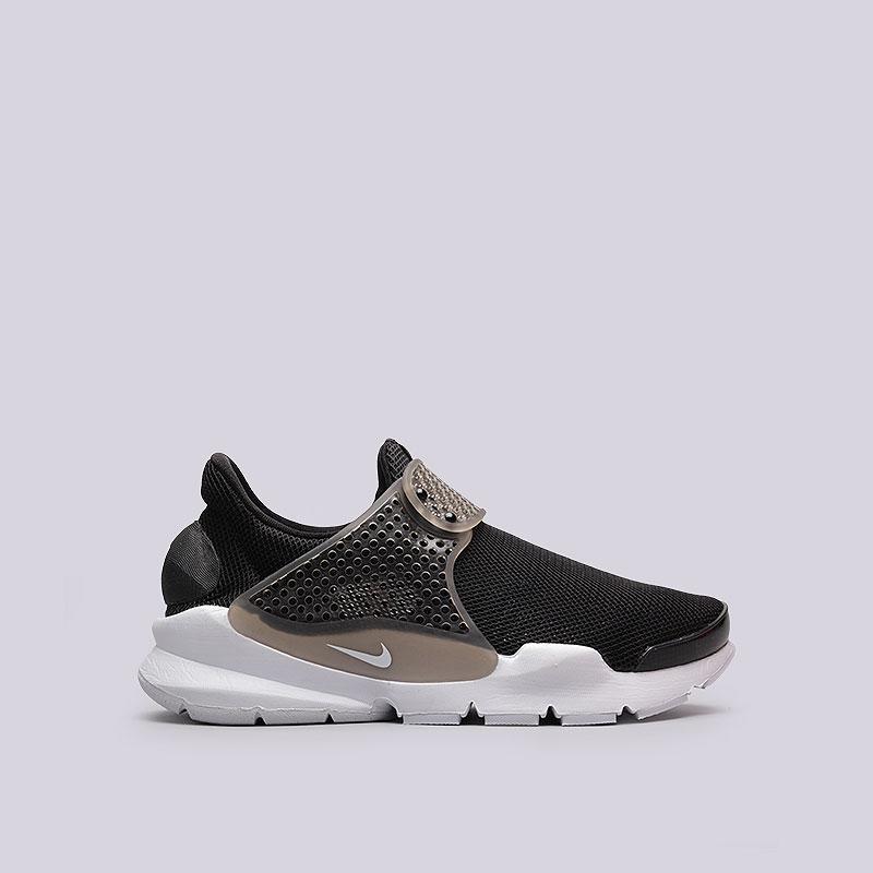 Кроссовки  Nike Sportswear WMNS Sock Dart BRКроссовки lifestyle<br>Текстиль, резина, пластик<br><br>Цвет: Чёрный<br>Размеры US: 6;8<br>Пол: Женский