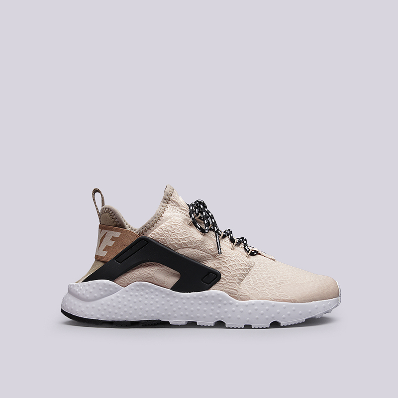 Кроссовки Nike Sportswear WMNS Air Huarache Run Ultra SEКроссовки lifestyle<br>Текстиль, резина<br><br>Цвет: Бежевый<br>Размеры US: 8<br>Пол: Женский