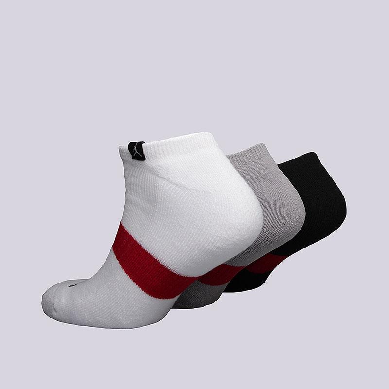 Носки Jordan Dri-Fit No-Show 3PPK