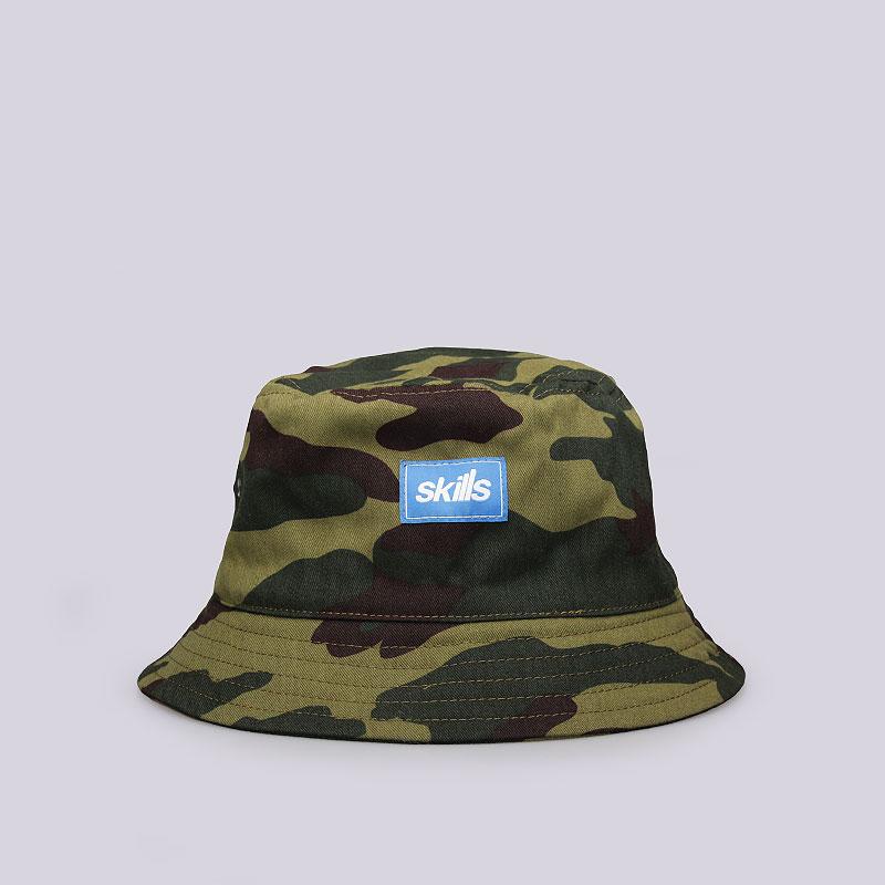 Панама Skills Logo Bucket Hat