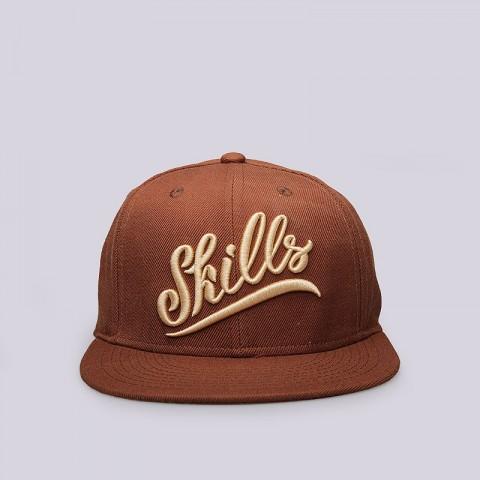 Кепка Skills Skills 02