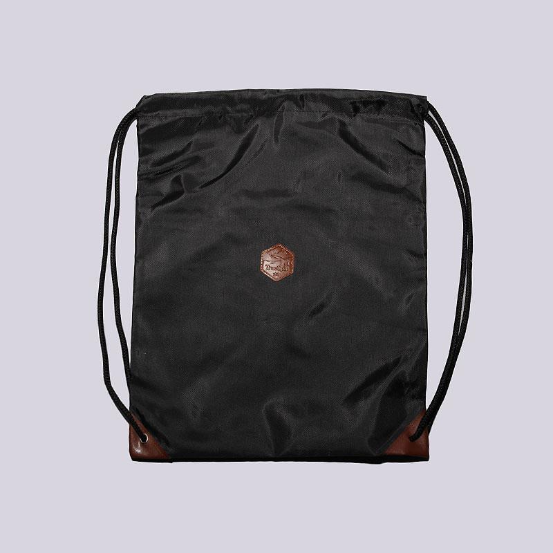 Мешок True spin Gymsack 2Сумки, рюкзаки<br>Полиэстер<br><br>Цвет: Чёрный<br>Размеры : OS