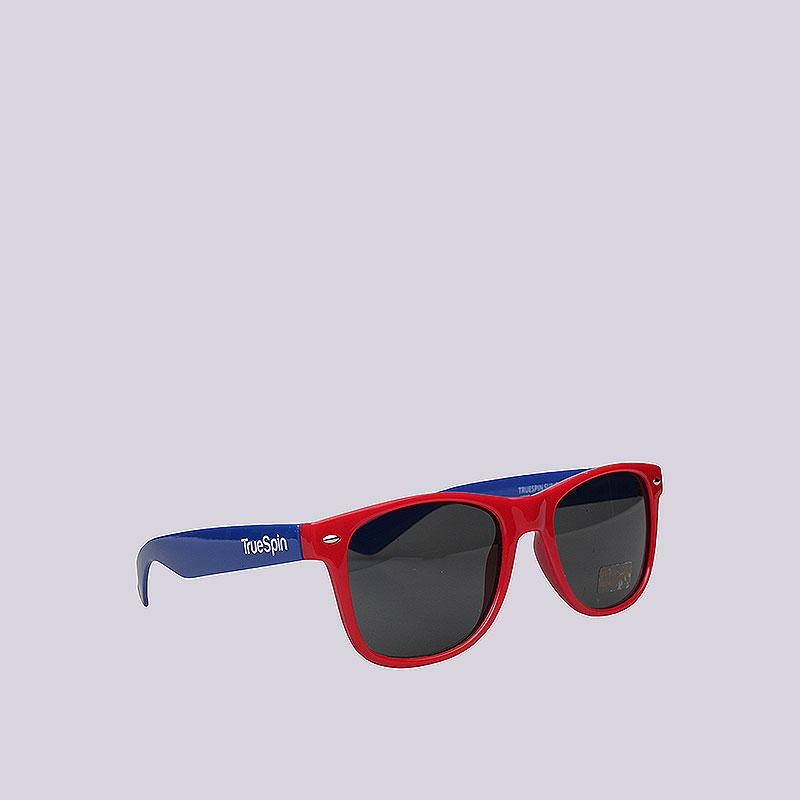 Очки True spin ClassicОчки<br>Пластик<br><br>Цвет: Красный, синий<br>Размеры : OS