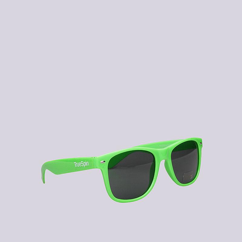 Очки True spin ClassicОчки<br>Пластик<br><br>Цвет: Зеленый<br>Размеры : OS