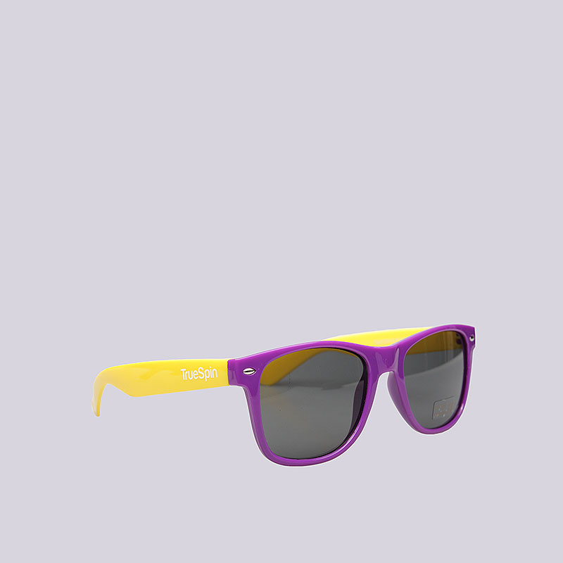 Очки True spin ClassicОчки<br>Пластик<br><br>Цвет: Фиолетовый, жёлтый<br>Размеры : OS