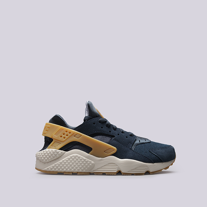 Кроссовки Nike Sportswear Air Huarache Run SEКроссовки lifestyle<br>Кожа, текстиль, резина<br><br>Цвет: Синий<br>Размеры US: 7.5;8<br>Пол: Мужской