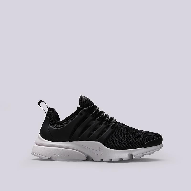 Кроссовки Nike Sportswear WMNS Air Presto Ultra BRКроссовки lifestyle<br>Текстиль, резина, пластик<br><br>Цвет: Черный, белый<br>Размеры US: 6;6.5;7;7.5;8;8.5;9<br>Пол: Женский