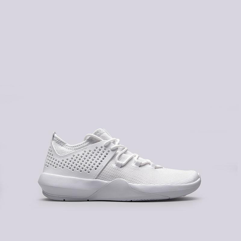 Кроссовки  Jordan ExpressКроссовки lifestyle<br>Текстиль, синтетика, пластик, резина<br><br>Цвет: Белый<br>Размеры US: 9<br>Пол: Мужской