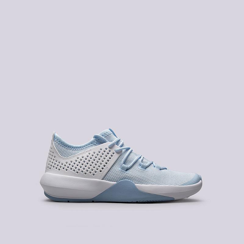 Кроссовки  Jordan ExpressКроссовки lifestyle<br>Текстиль, синтетика, пластик, резина<br><br>Цвет: Голубой, белый<br>Размеры US: 8;11.5<br>Пол: Мужской